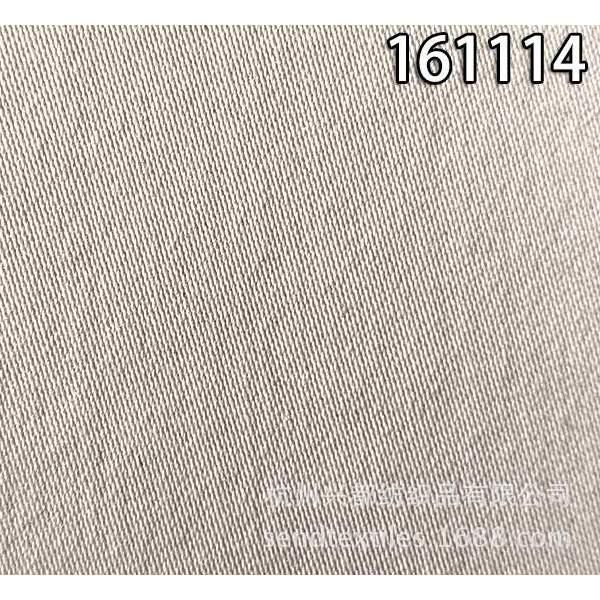 161114莫代尔涤弹力缎纹混纺交织面料