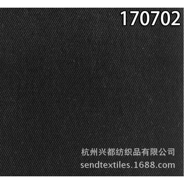 170702天丝棉纬弹女装裤装面料