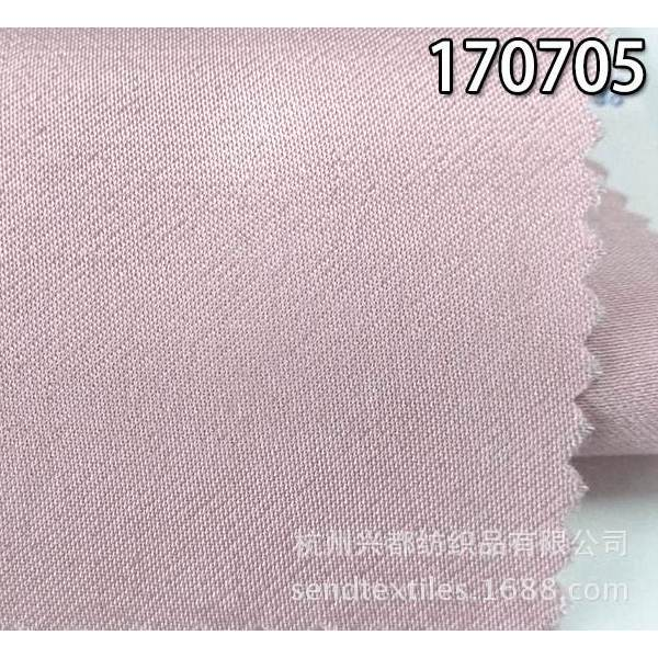 170705人丝人棉绉缎女装面料