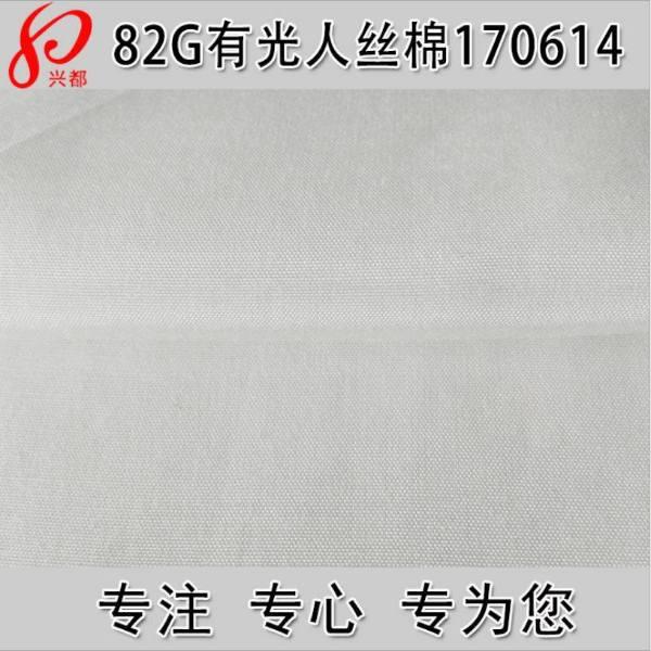 170614有光人丝棉 平纹面料