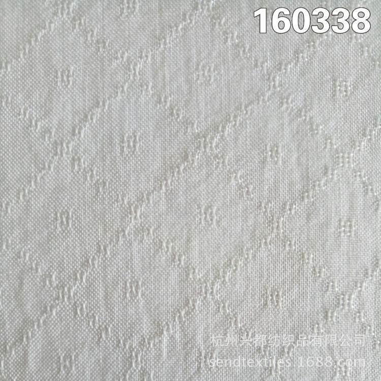160338人棉人丝春秋女装面料