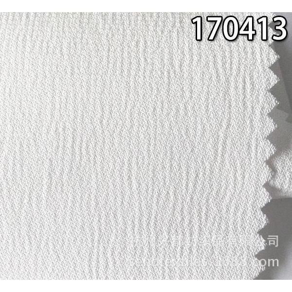 170413粘胶弹力布 人丝弹力风衣面料