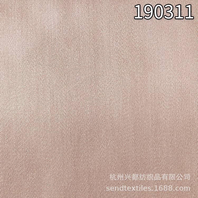 190311天丝棉缎纹床品面料 天丝棉宽幅四件套家纺面料