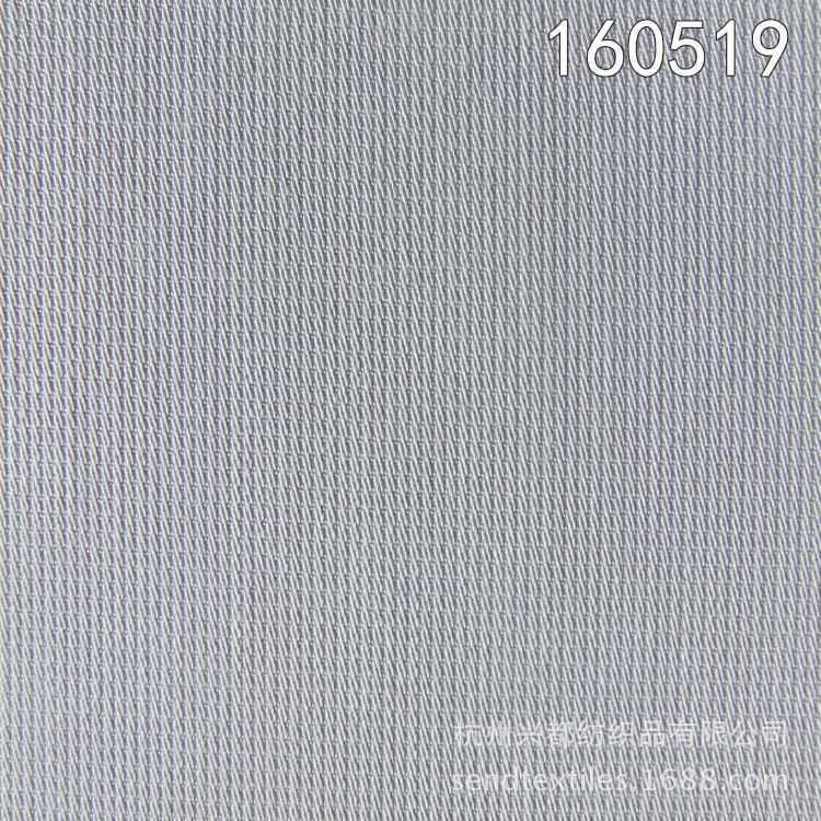 160519灯芯条莫代尔T400面料