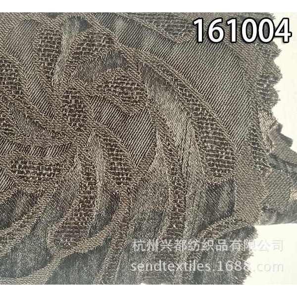 161004铜氨天丝时尚大提花面料