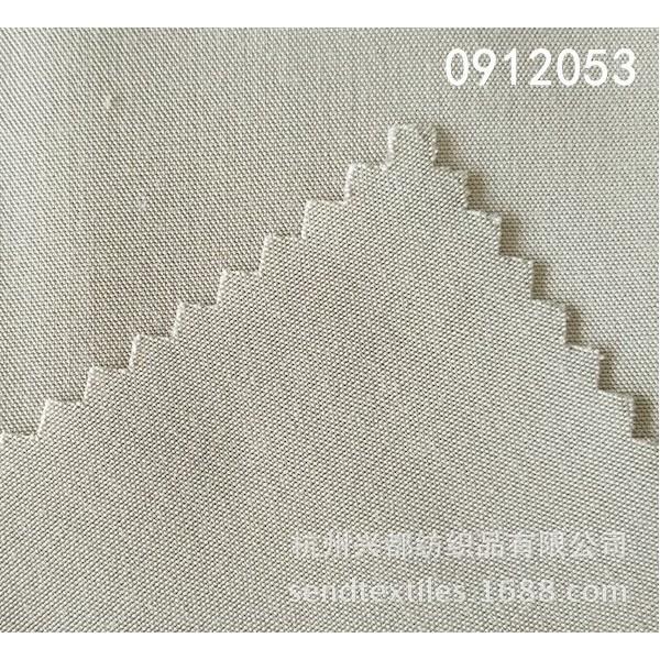 0912053人棉平纹布 粘胶面料