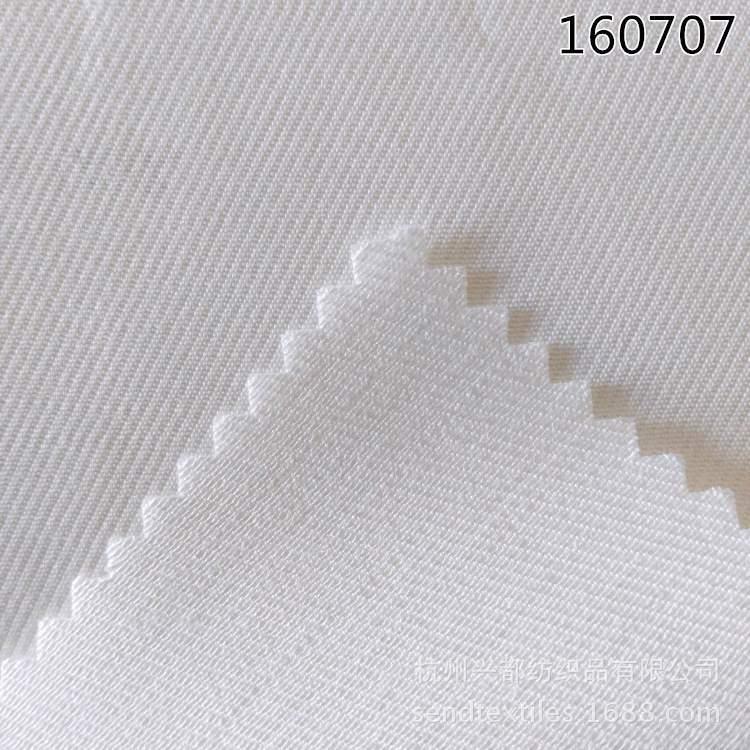 160707人丝人棉黏胶变化斜面料 连衣裙面料