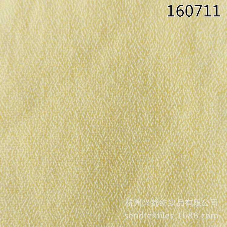 160711加捻涤人棉乱麻衬衫服装面料