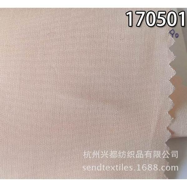 170501纯天丝 平纹超薄春夏女装面料