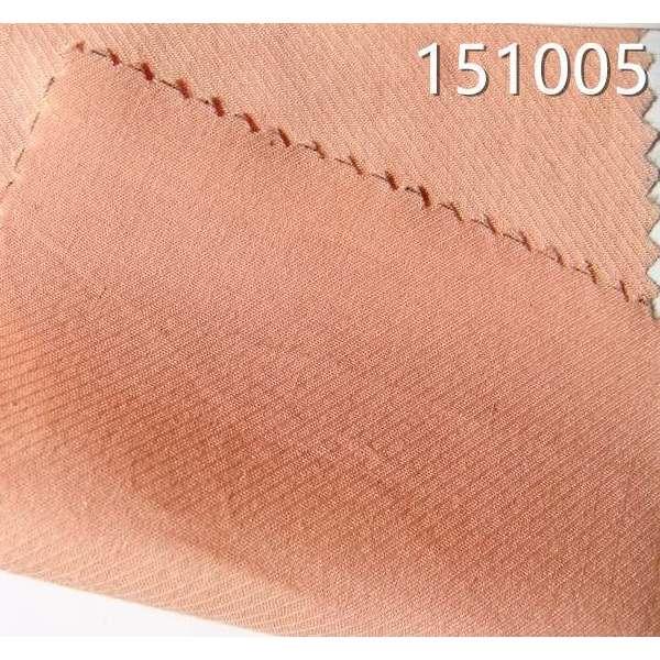 151005梭织棉莫代尔强捻交织春夏超薄衬衫面料