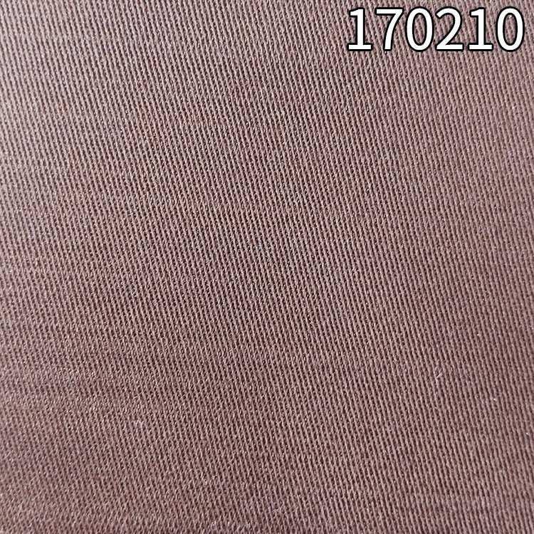 170210莱赛尔斜纹弹力风衣外套面料