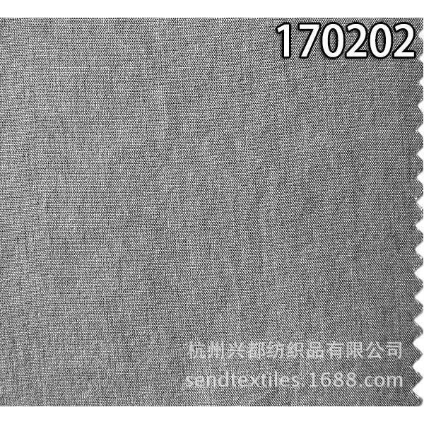 170202纯天丝 莱赛尔平纹面料