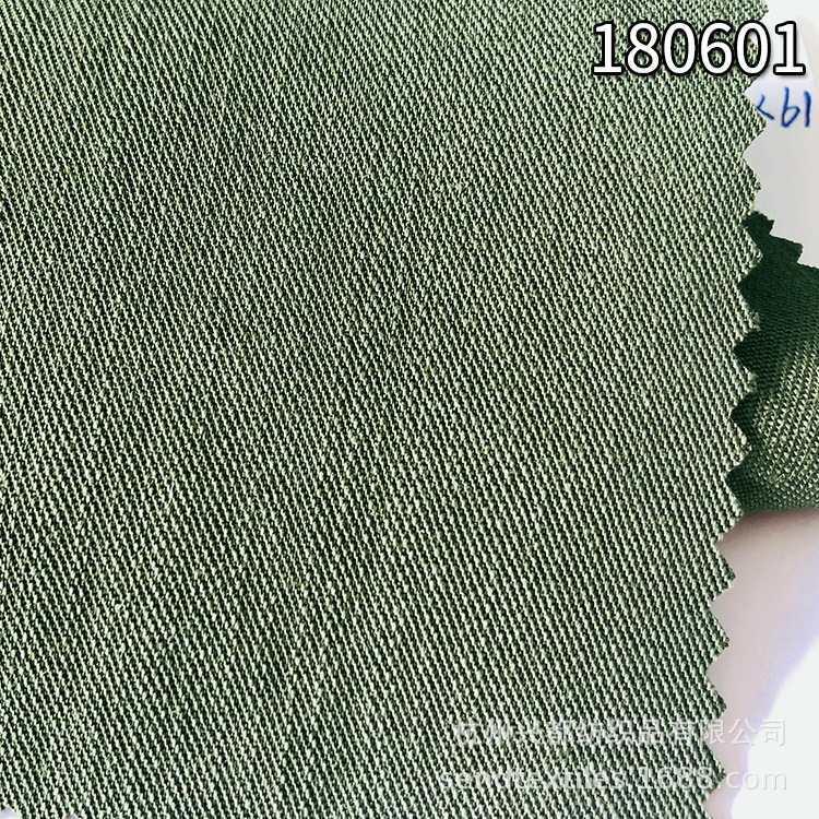 180601经竹节天丝人棉斜纹面料 58%天丝42%人棉斜纹布