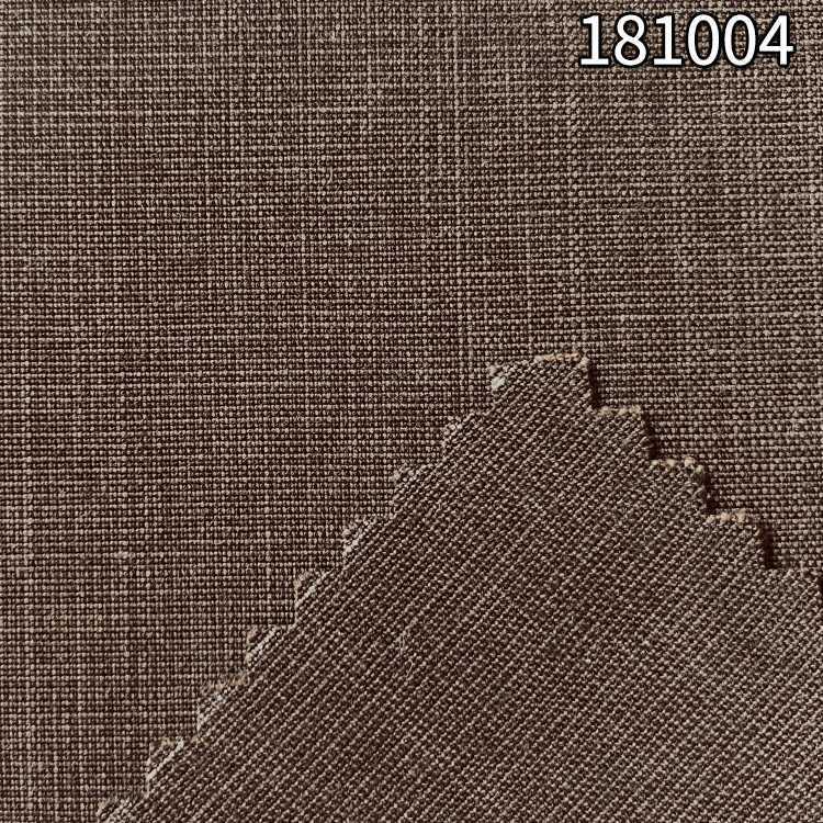 181004天丝棉平纹面料 78%天丝22%棉外套裤装服装面料
