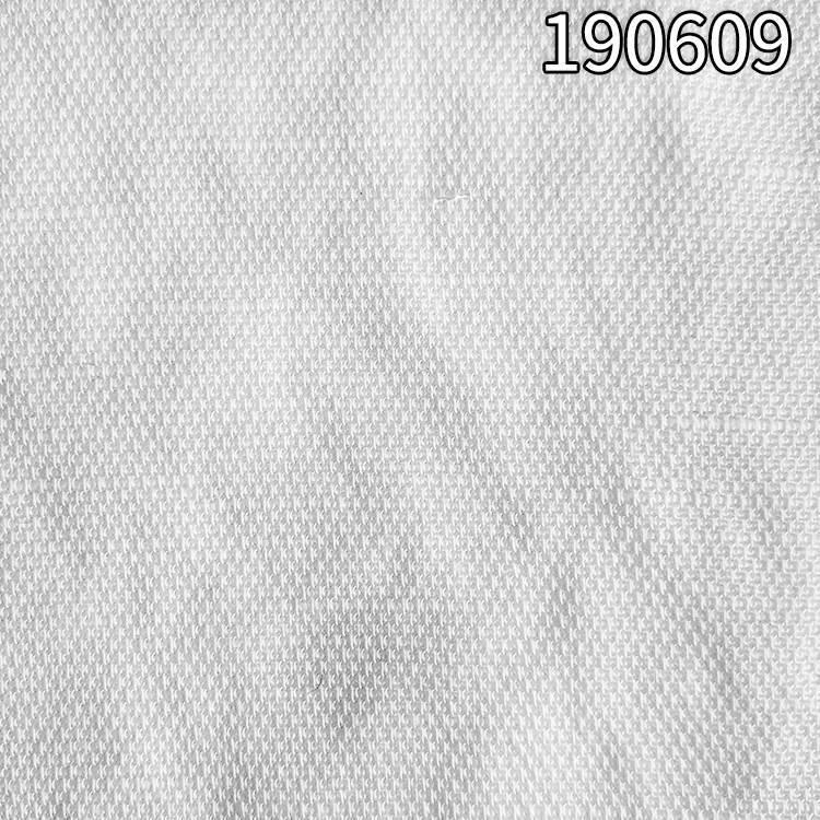 190609天丝麻小提花面料 66%天丝34%麻提花面料
