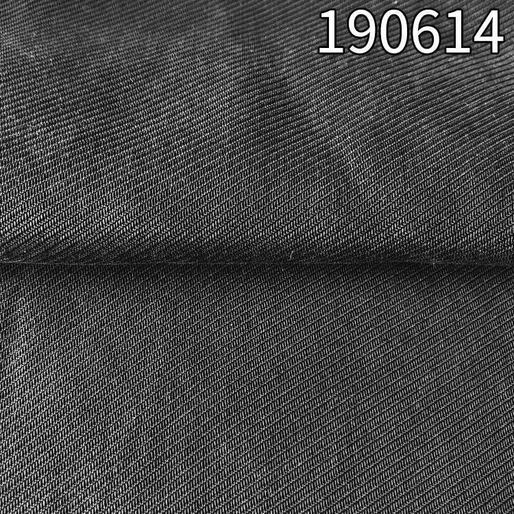 190614纯天丝粗骑兵斜面料 莱赛尔天丝面料