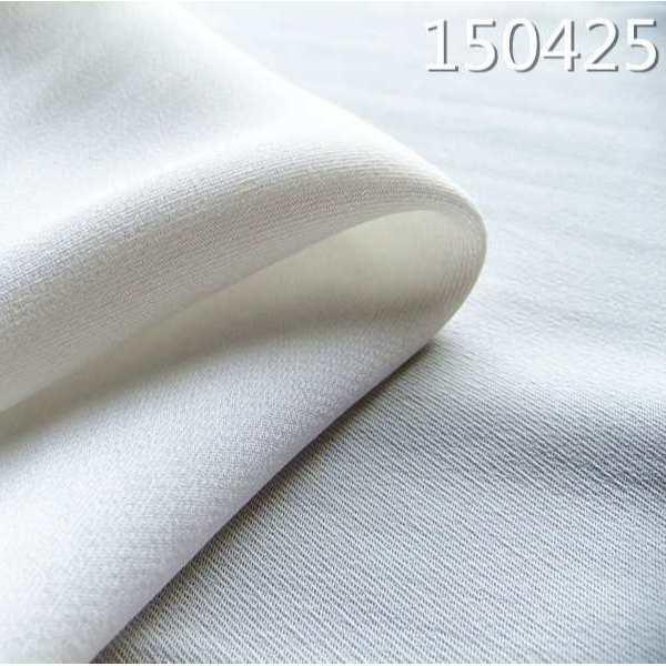 150425女装全人丝多臂斜纹微绉面料