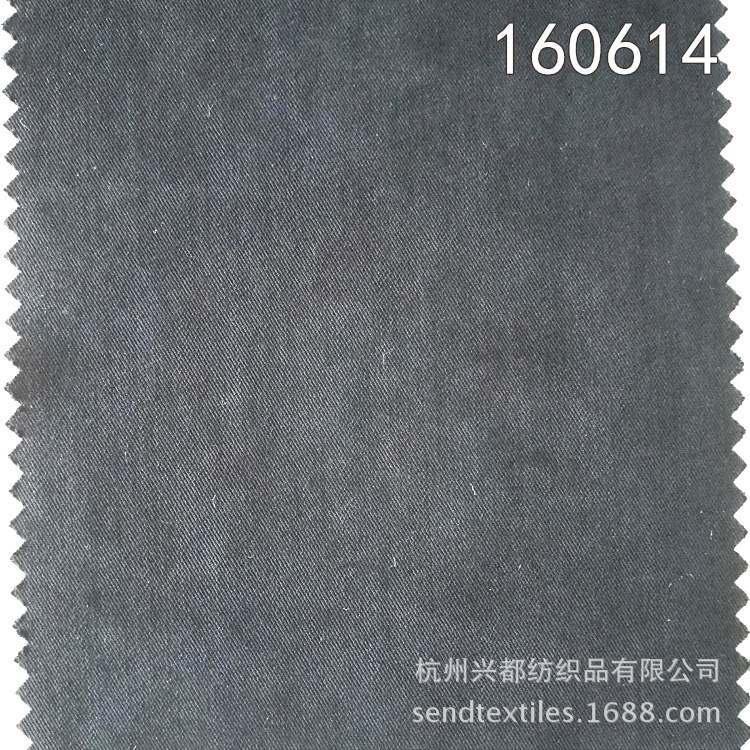 1606014天丝涤斜纹春夏时装面料