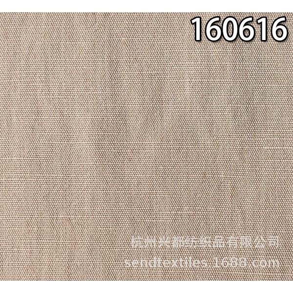 160616天丝麻交织平纹休闲裤女装面料