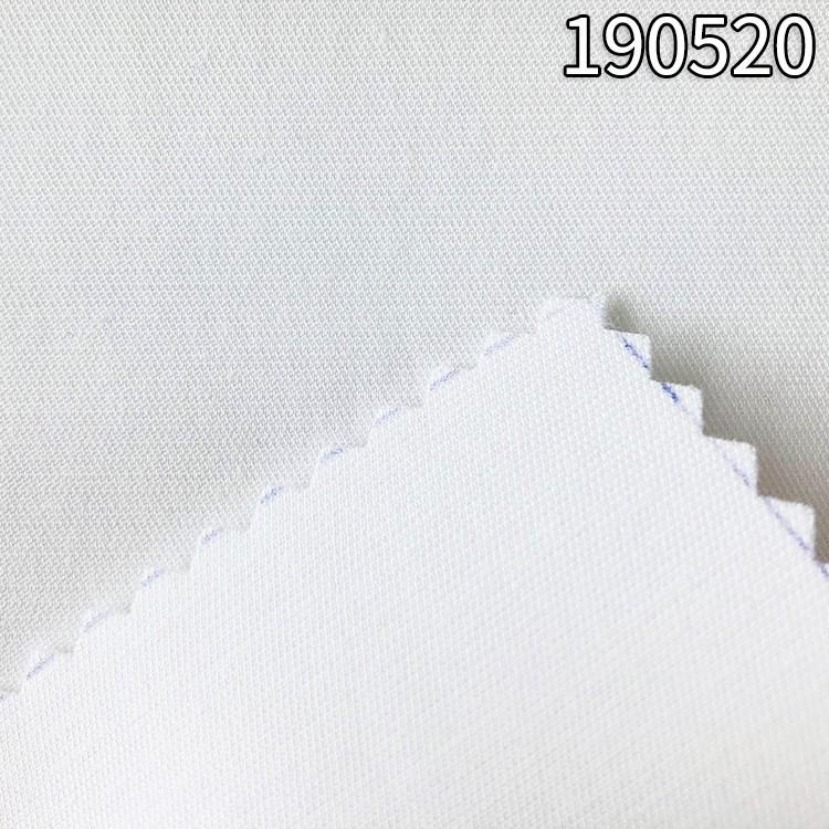 190520加捻人丝棉弹力斜纹面料 2/2双面斜人丝棉面料