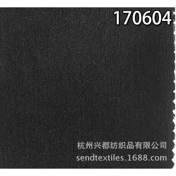 170604全人棉粘胶缎纹时装面料