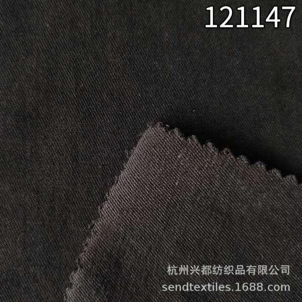121147天丝棉弹力女装面料