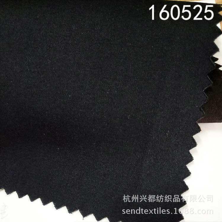 160525莫代尔棉弹力缎纹衬衫面料