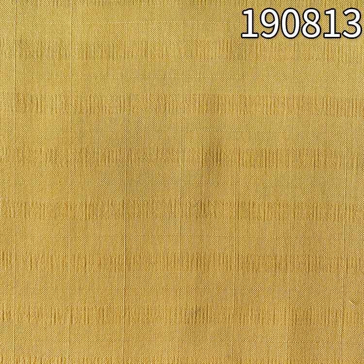 190813 天枢直条绉面料 60S*60S超薄天枢平纹绉布