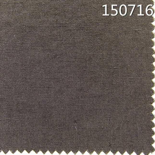 150716天丝麻混纺服装面料