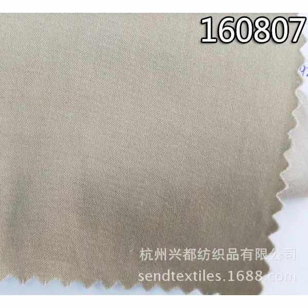 160807A天丝棉缎纹弹力面料