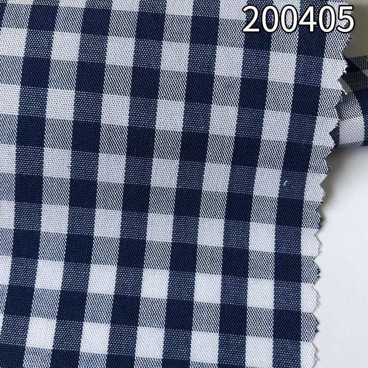 200405天丝人棉混纺春夏女装衬衫连衣裙