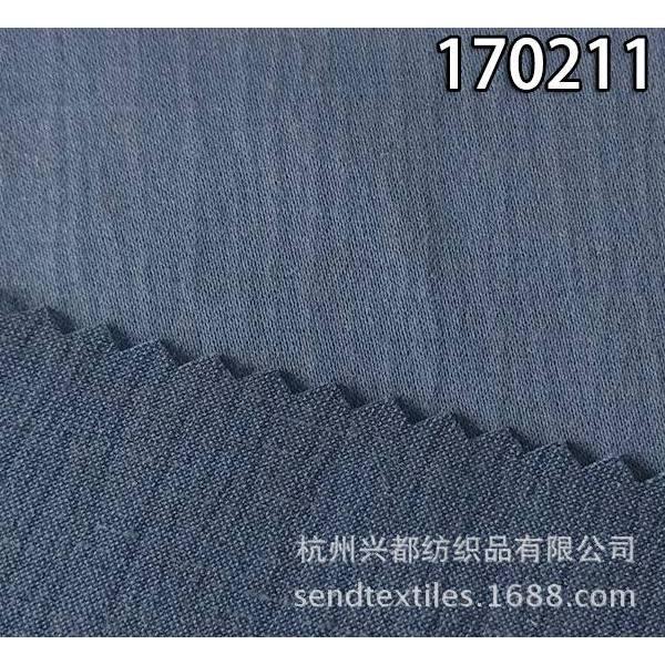 170311天丝棉麻涤弹面料 天丝缎纹弹力布
