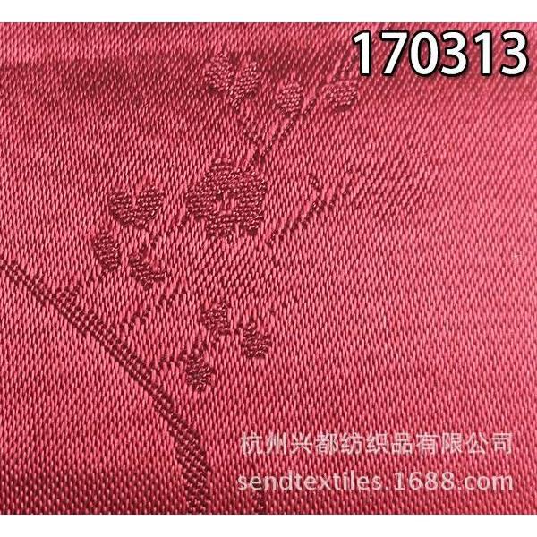170313人丝人棉大提花布