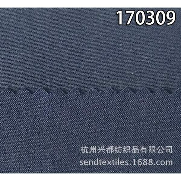 170309天丝涤纶女装外套面料