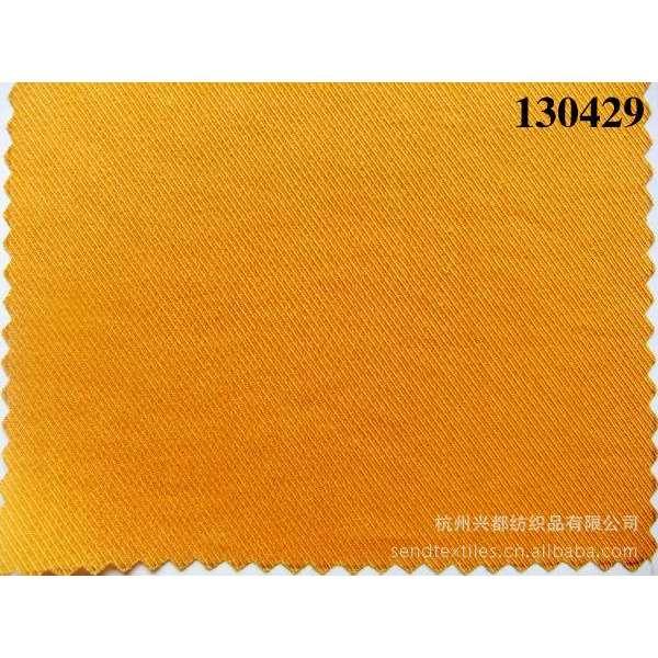 130429棉人丝斜纹女装面料