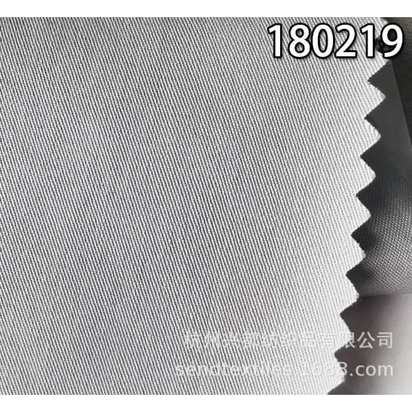 180219 玉米丝弹力布 T400面料梭织服装面料