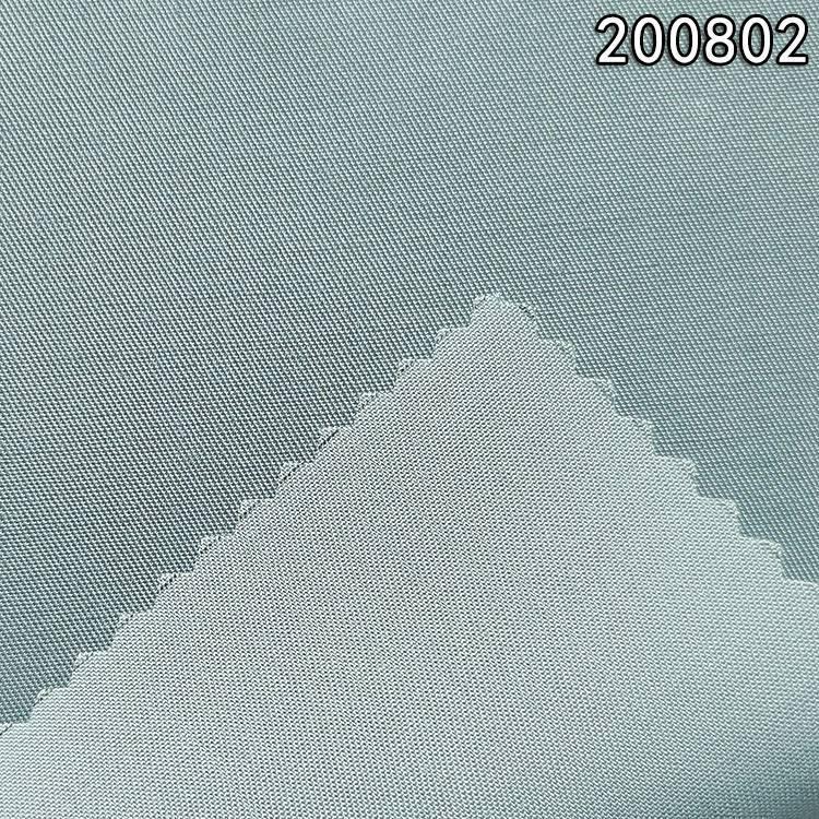 200802LF天丝斜纹长车女装外套面料
