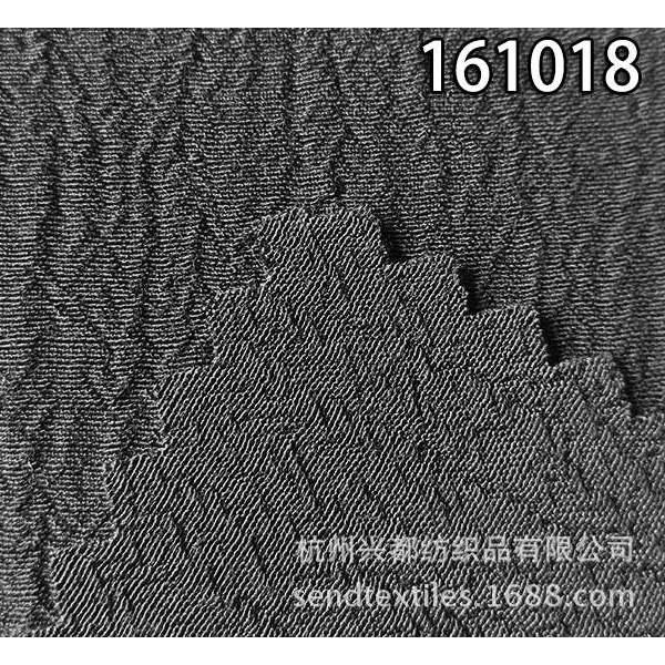161018人丝人棉顺圩绉面料 女装面料