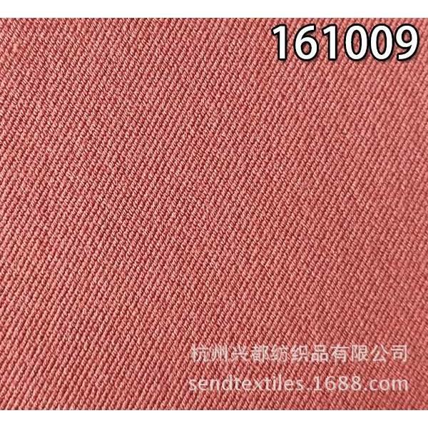 161009棉人棉弹力斜纹布 粘棉外套裤装休闲服面料