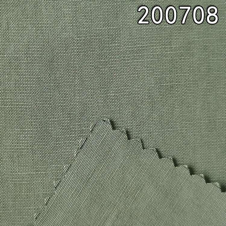 200708天丝麻家纺面料 莱赛尔天丝麻床品四件套