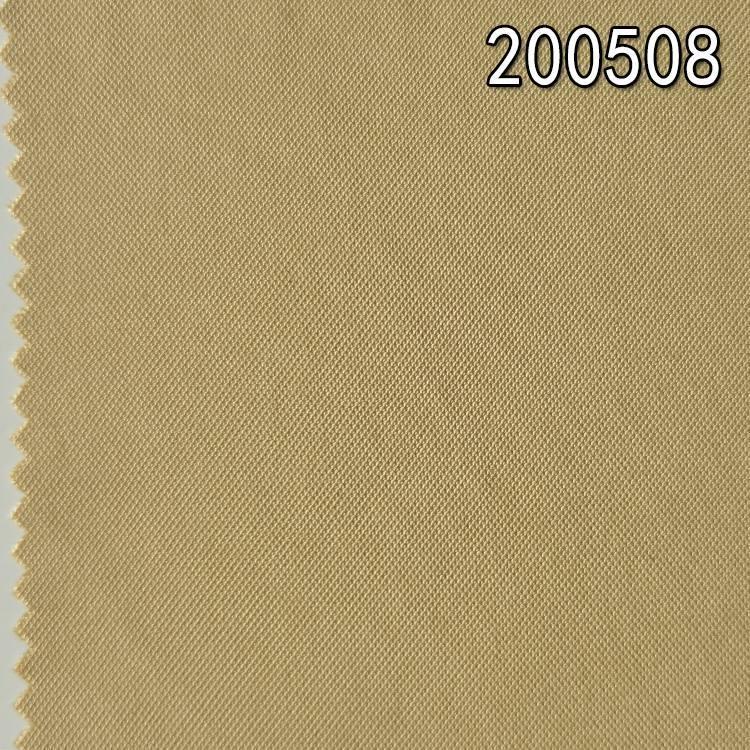 200508涤环玕菠萝格开纤面料 春夏休闲服装面料