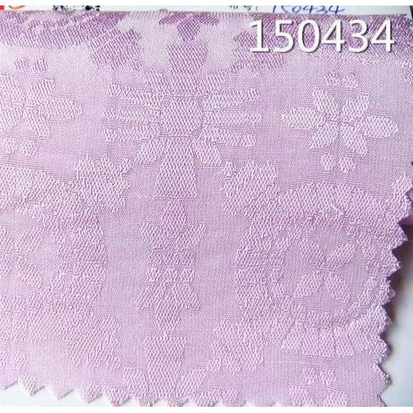 150434梭织人丝人棉女装交织提花面料