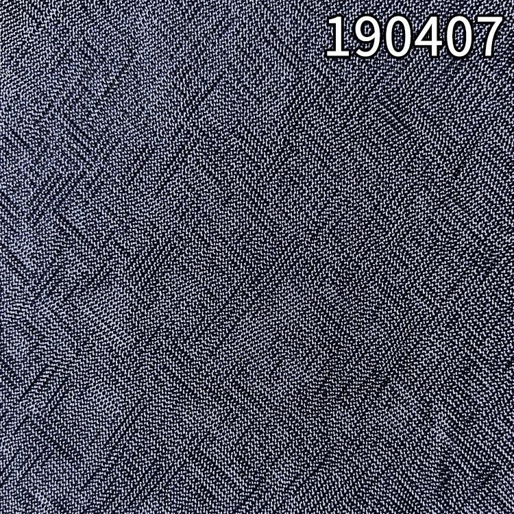 190407全人丝雪花绉平纹面料