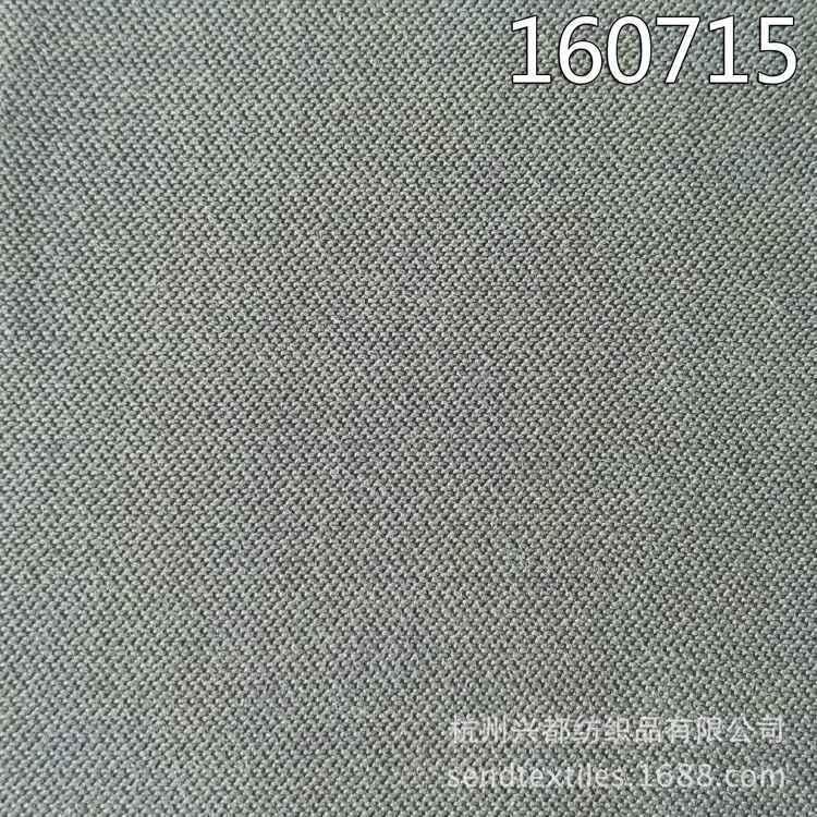 160715涤莫代尔纱卡服装面料