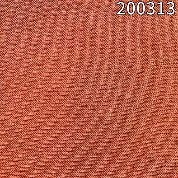 200313加捻人丝天丝麻斜纹多臂面料 衬衫连衣裙面料