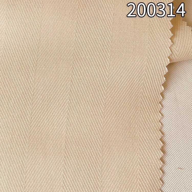 200314天枢人字斜裤装面料