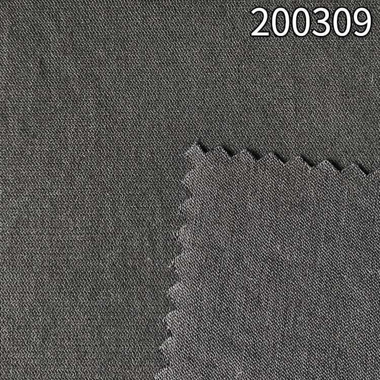200309天丝棉弹力破卡面料 秋冬外套裤装面料