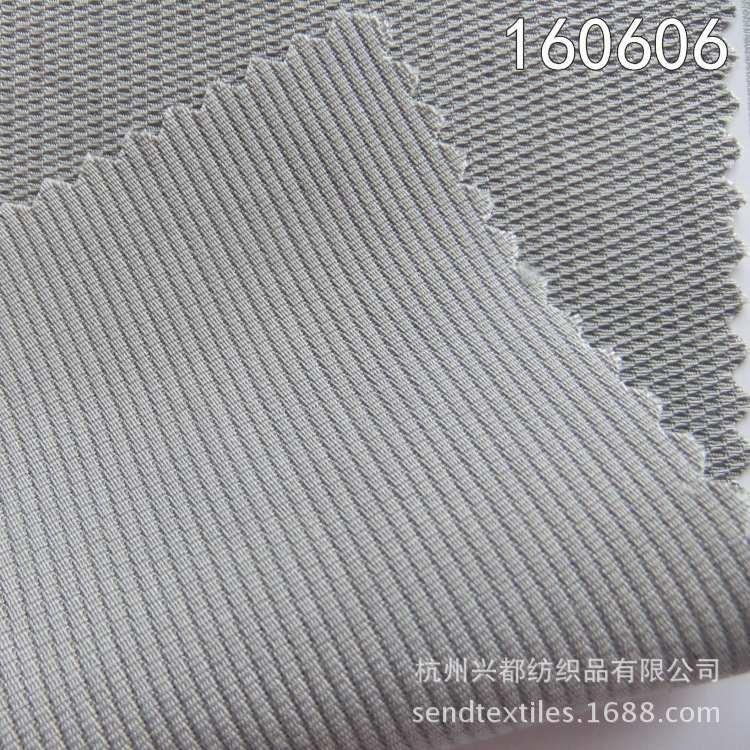 160606纯天丝提花中高档女装面料