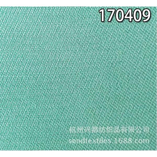 170409人丝人棉 小提花时装面料