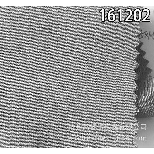 161202莫代尔涤交织混纺缎纹布